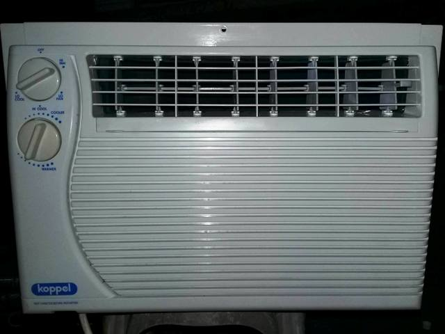 Air Conditioner Gives Out
