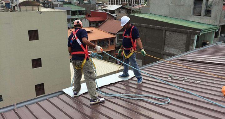 Autumn Roof Repairs