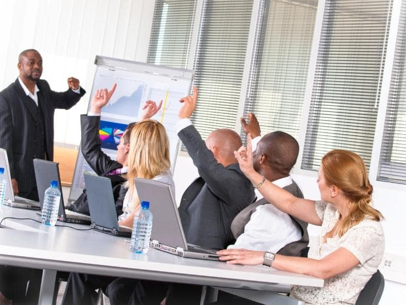 A Corporate Training Program